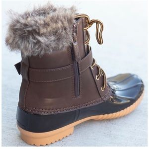 kara and Kate Shoes - Must Have Duck Boots